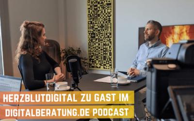 Digitalberatung-Podcast-Positionierung
