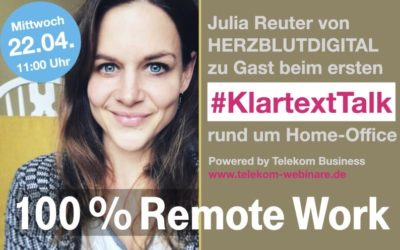 Telekom-Webinar