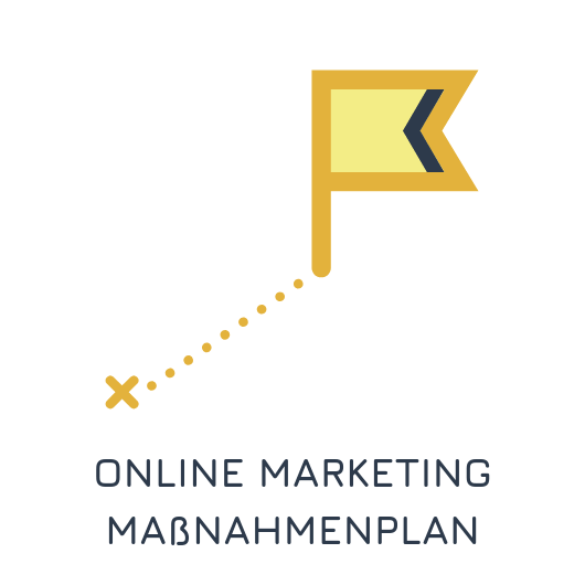Online Marketing Maßnahmenplan